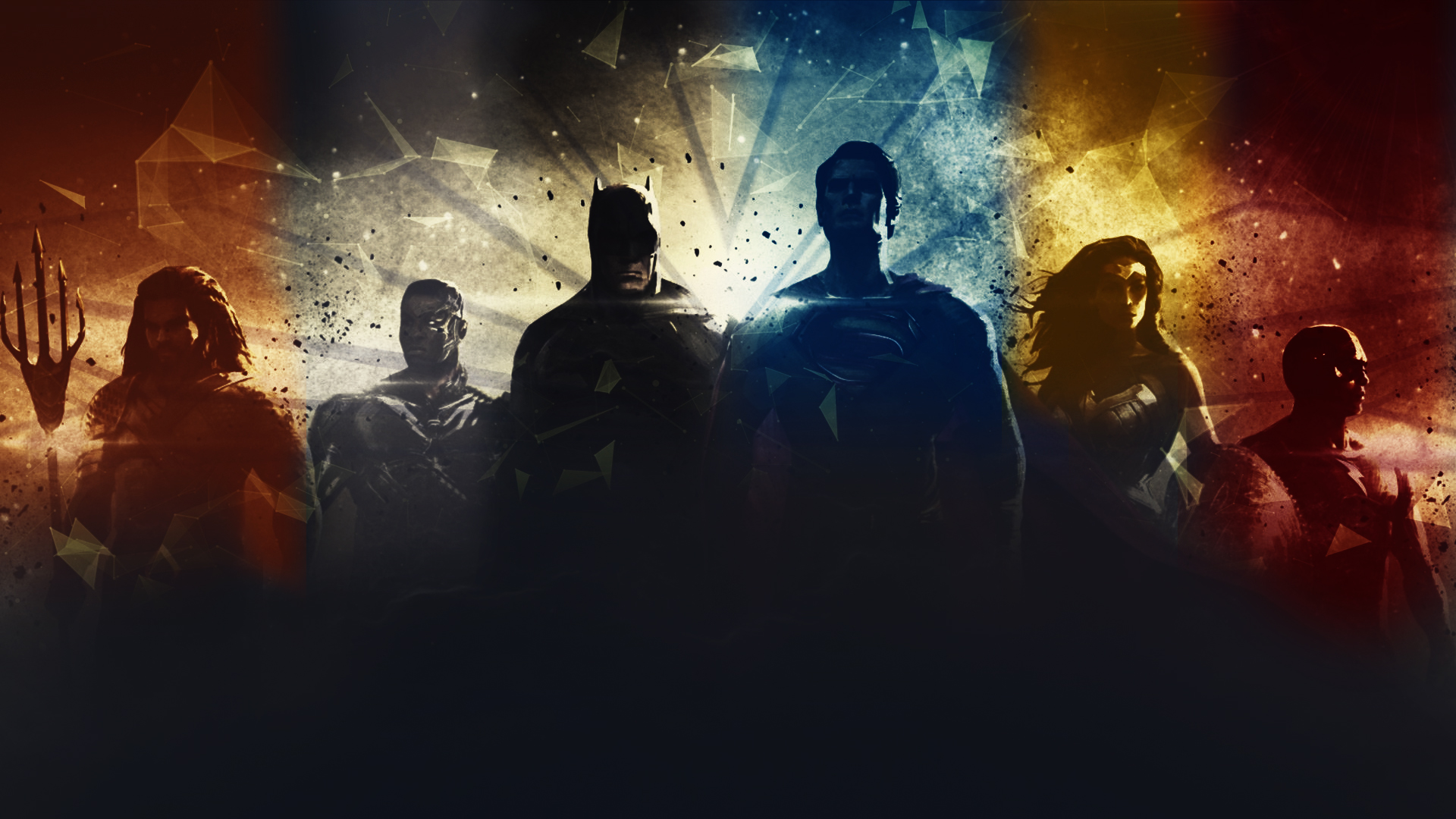 The Dawn Of Justice League HD Wallpaper