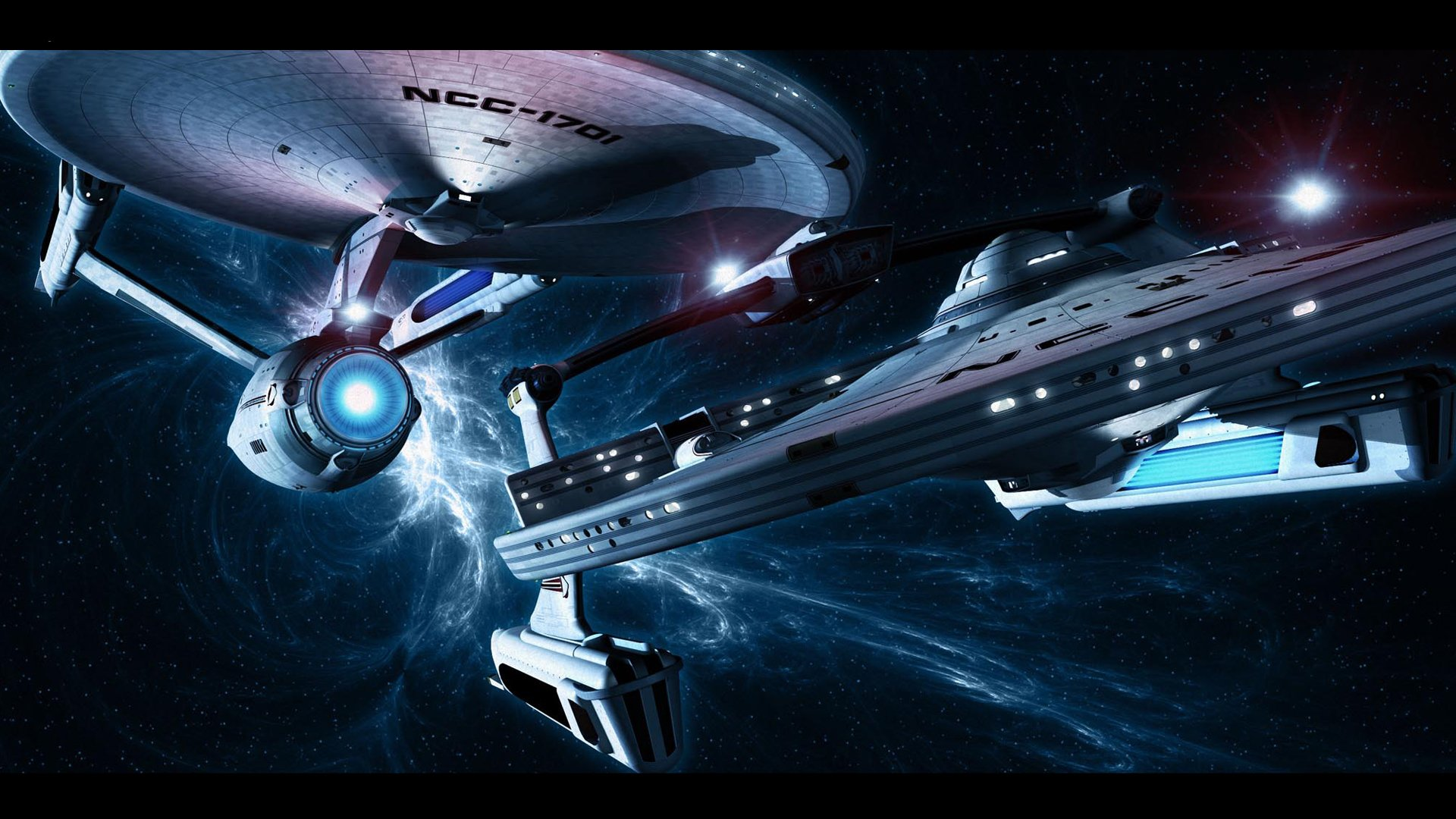 Favori 33 Enterprise (Star Trek) HD Wallpapers | Background Images  AH23