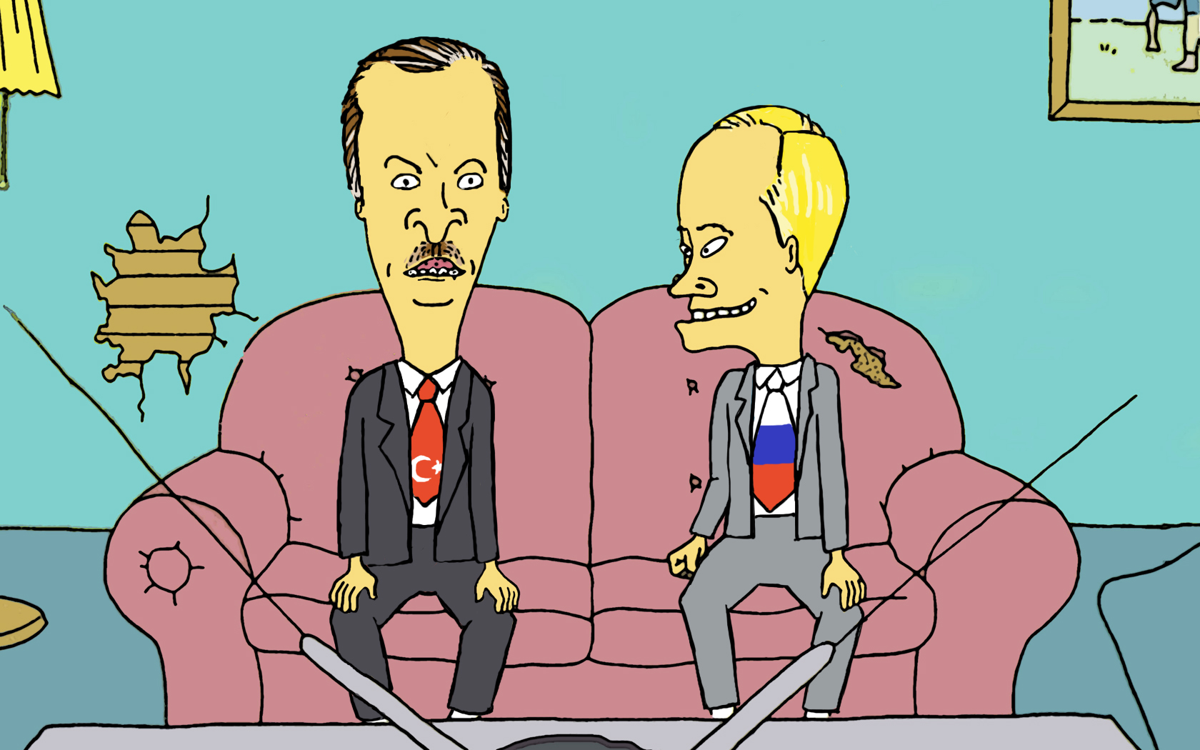 Beavis and Butt-Head Wallpaper and Background Image ...