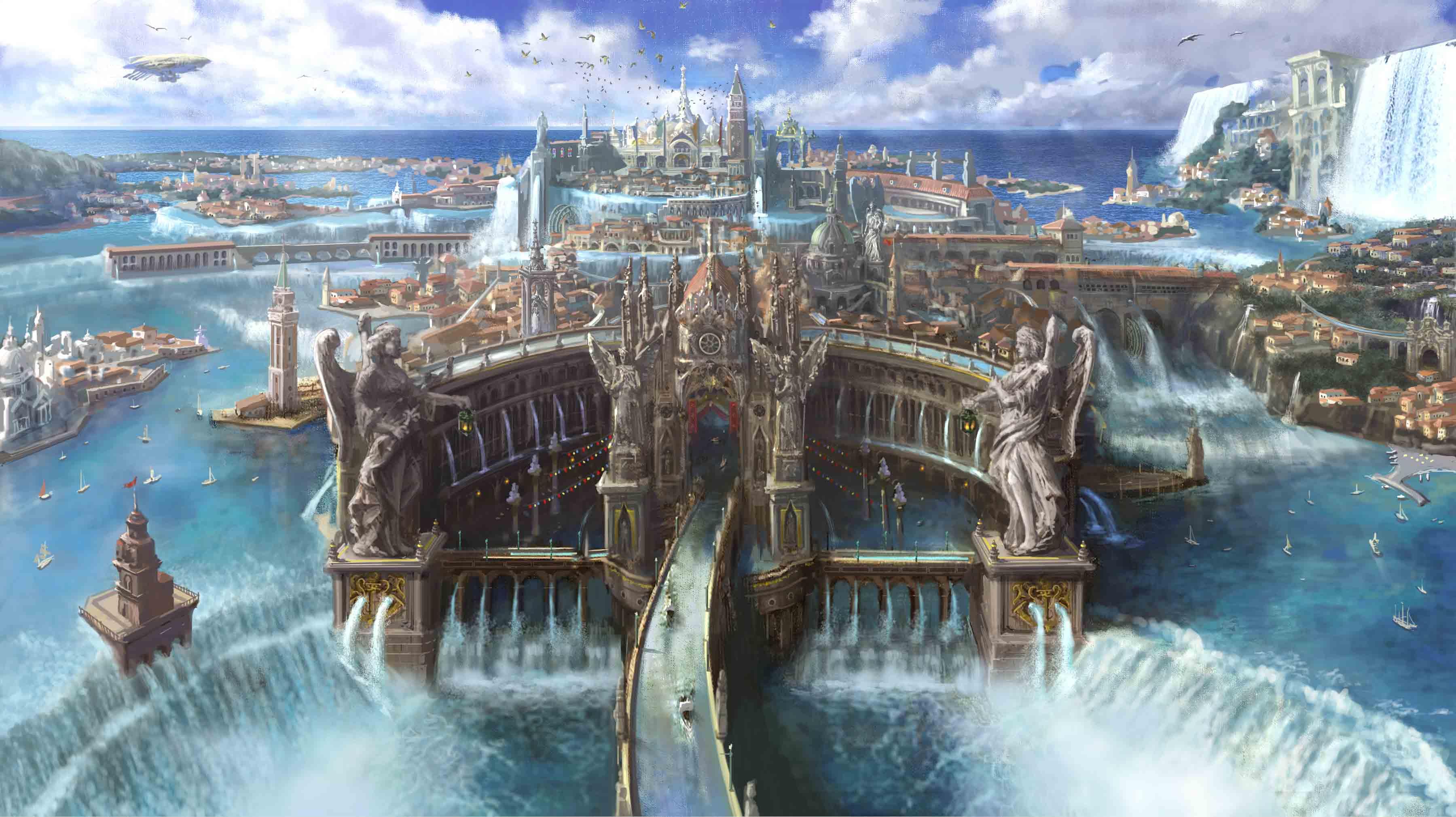 Final Fantasy Xv Wallpaper 4k: Final Fantasy XV HD Wallpaper