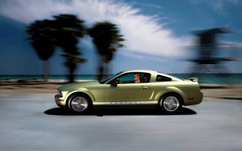 Vehicles - Mustang Wallpapers and Backgrounds ID : 76630
