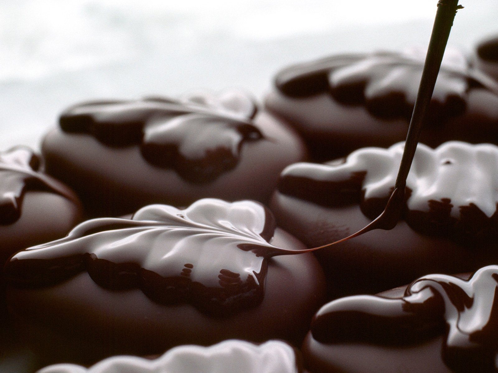 Food - Chocolate  Wallpaper