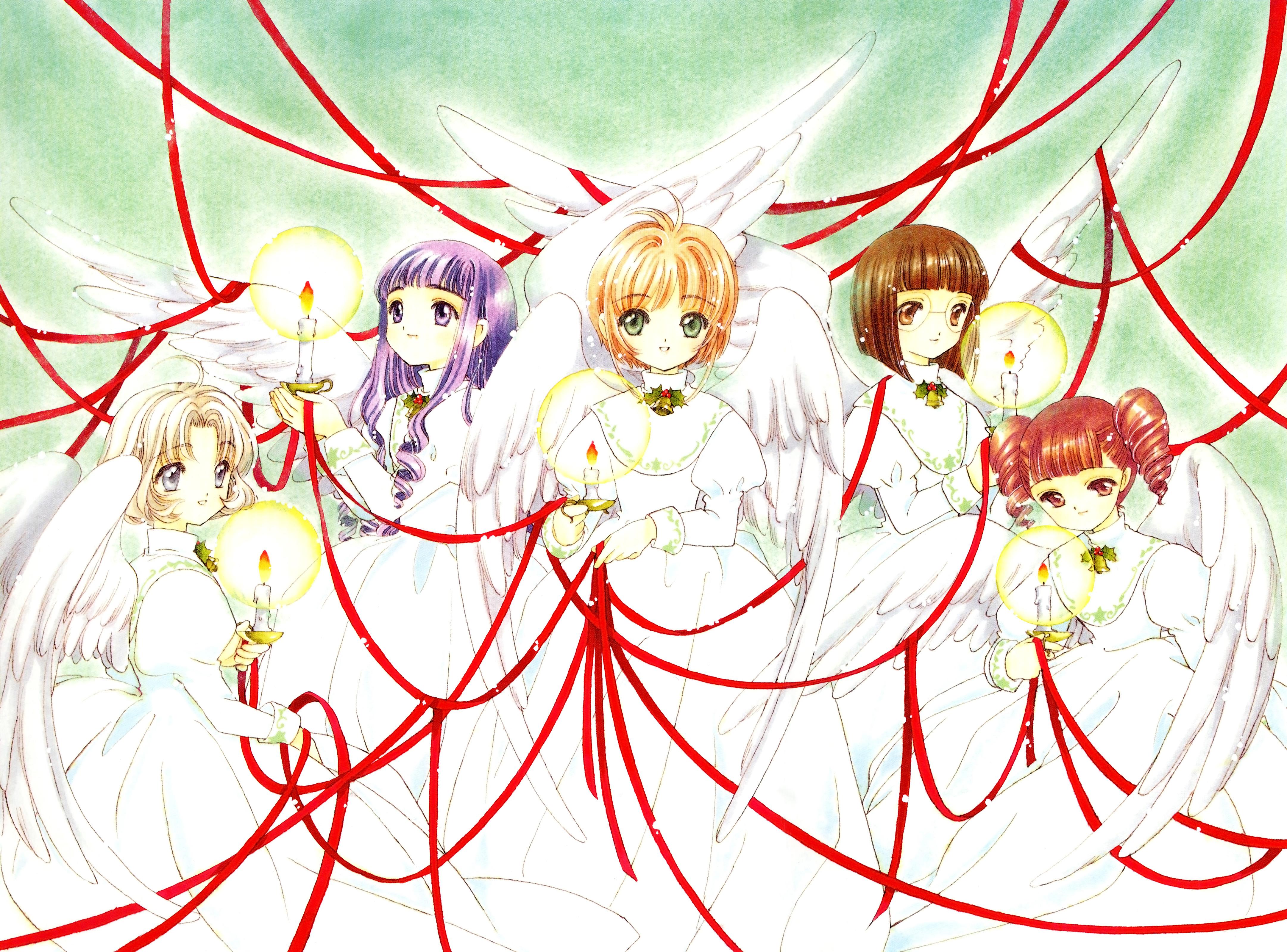 Cardcaptor Sakura 4k Ultra Hd Wallpaper Background Image 4323x30 Id Wallpaper Abyss