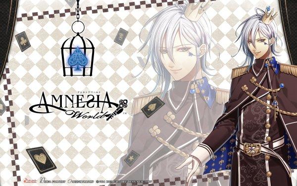 Anime Amnesia Ikki Otome Game HD Wallpaper   Background Image