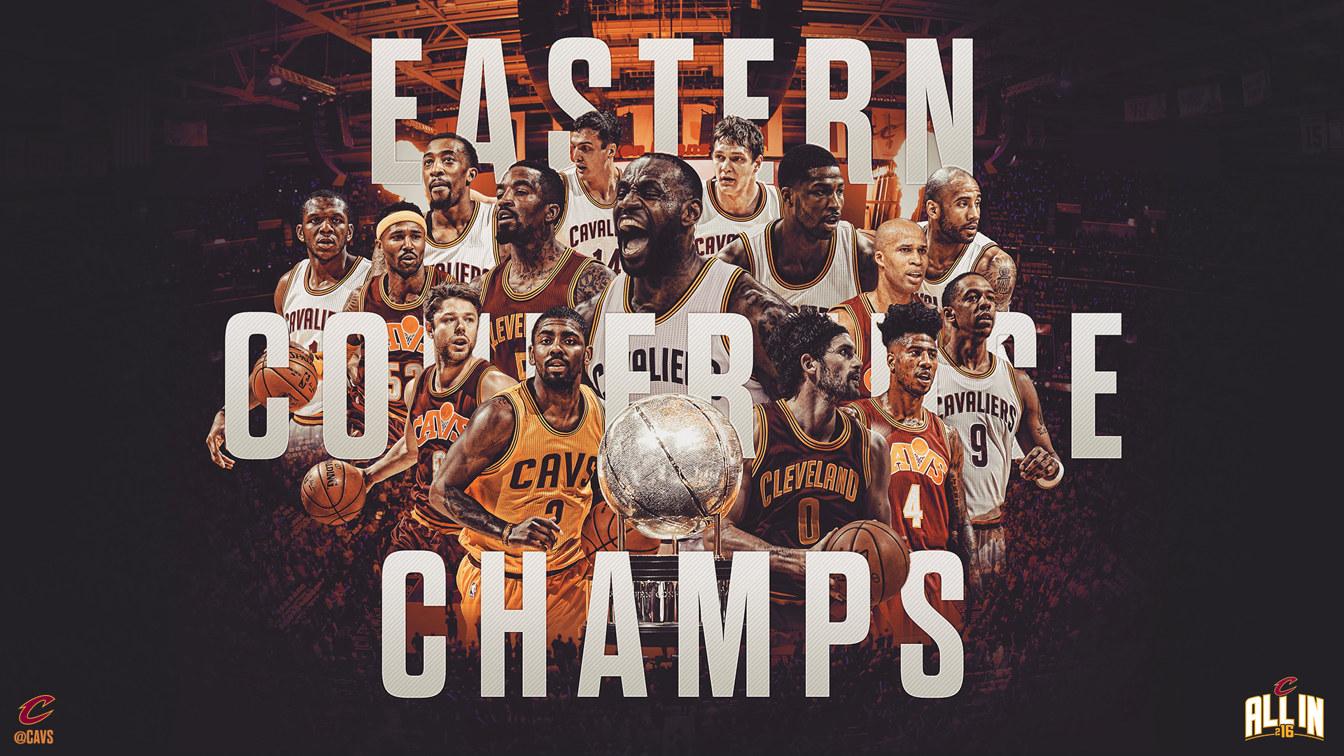 Cleveland Cavaliers HD Wallpaper | Background Image | 1920x1080 | ID:770793 - Wallpaper Abyss