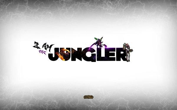 Video Game League Of Legends Udyr VI Kha'Zix Lee Sin Jungle HD Wallpaper | Background Image