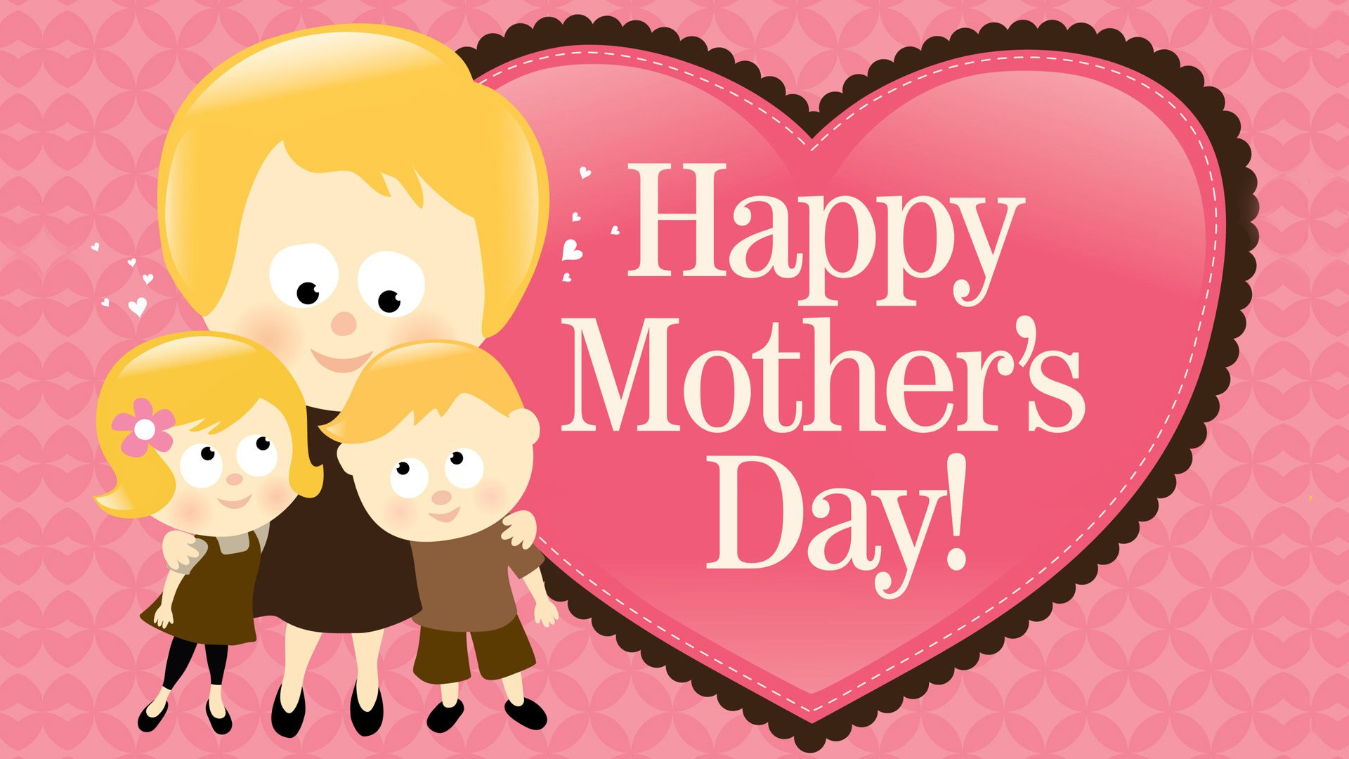 Mother S Day Hd Wallpaper Background Image 1920x1080 Id