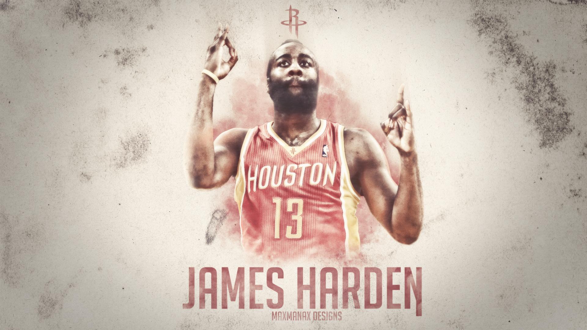 James Harden HD Wallpaper