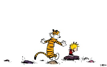 Cartoon - Calvin And Hobbes Wallpapers and Backgrounds ID : 77122