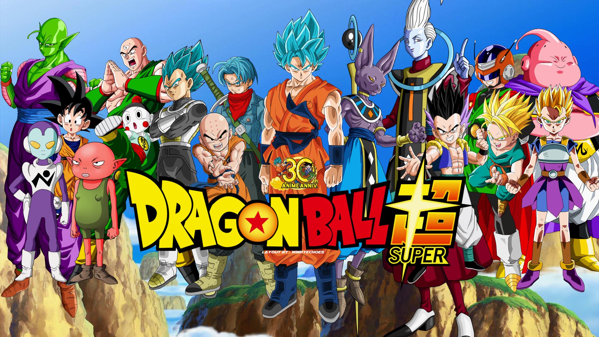 Dragon Ball Super HD Wallpaper   Background Image   1920x1080   ID:772385 - Wallpaper Abyss