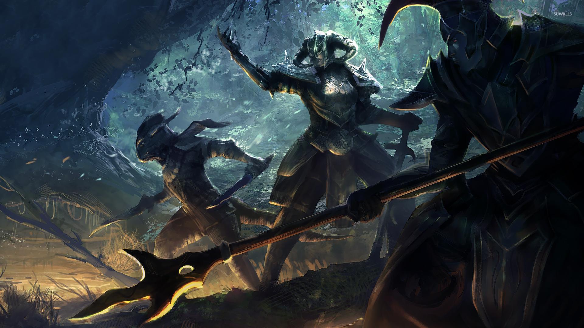 The Elder Scrolls Online Fondo De Pantalla Hd Fondo De