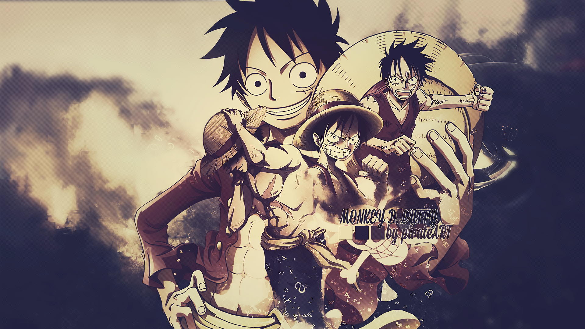 One Piece Hd Wallpaper Background Image 1920x1080 Id 774823
