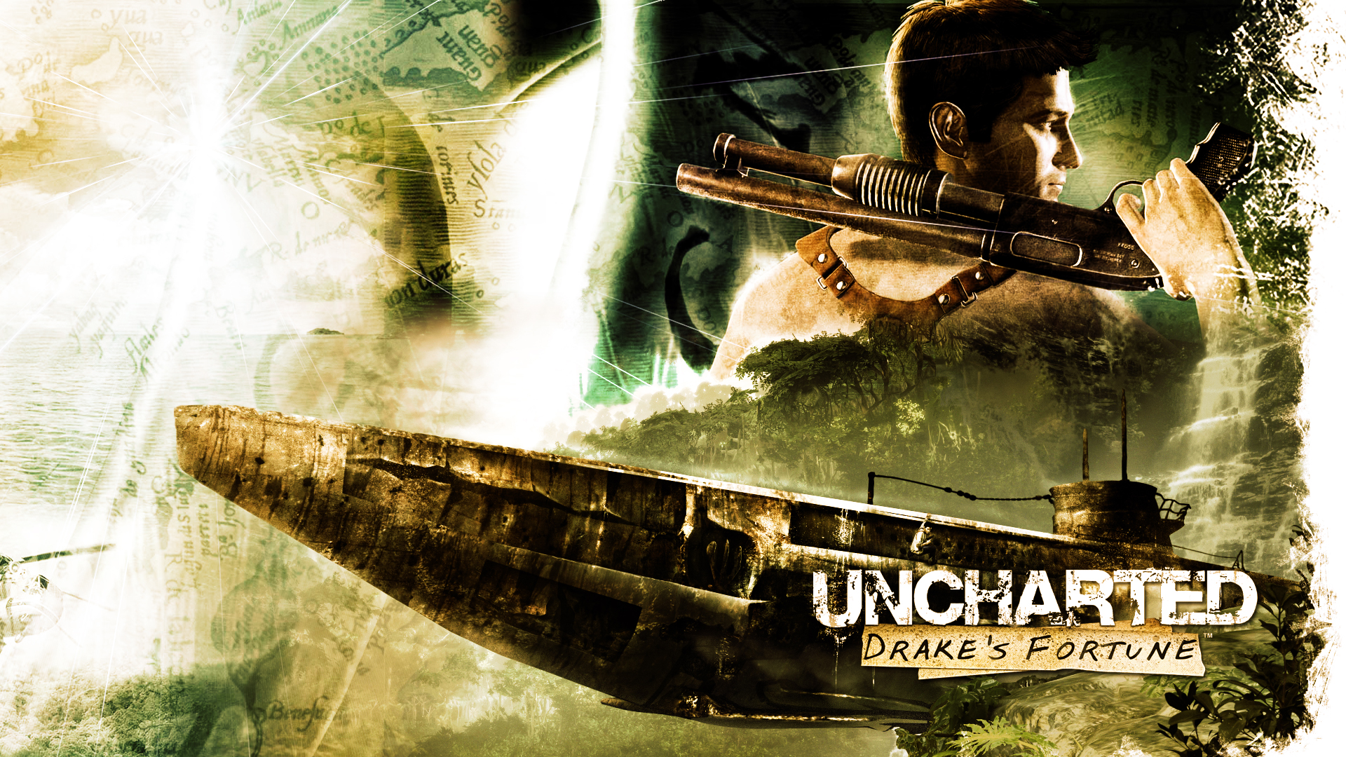 14 Uncharted Drakes Fortune HD Wallpapers