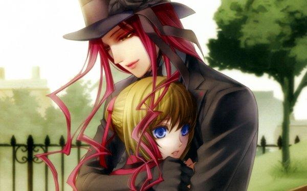 Anime Will o' Wisp Gyl Hanna Ellington HD Wallpaper | Background Image