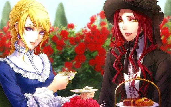 Anime Will o' Wisp Gyl HD Wallpaper | Background Image