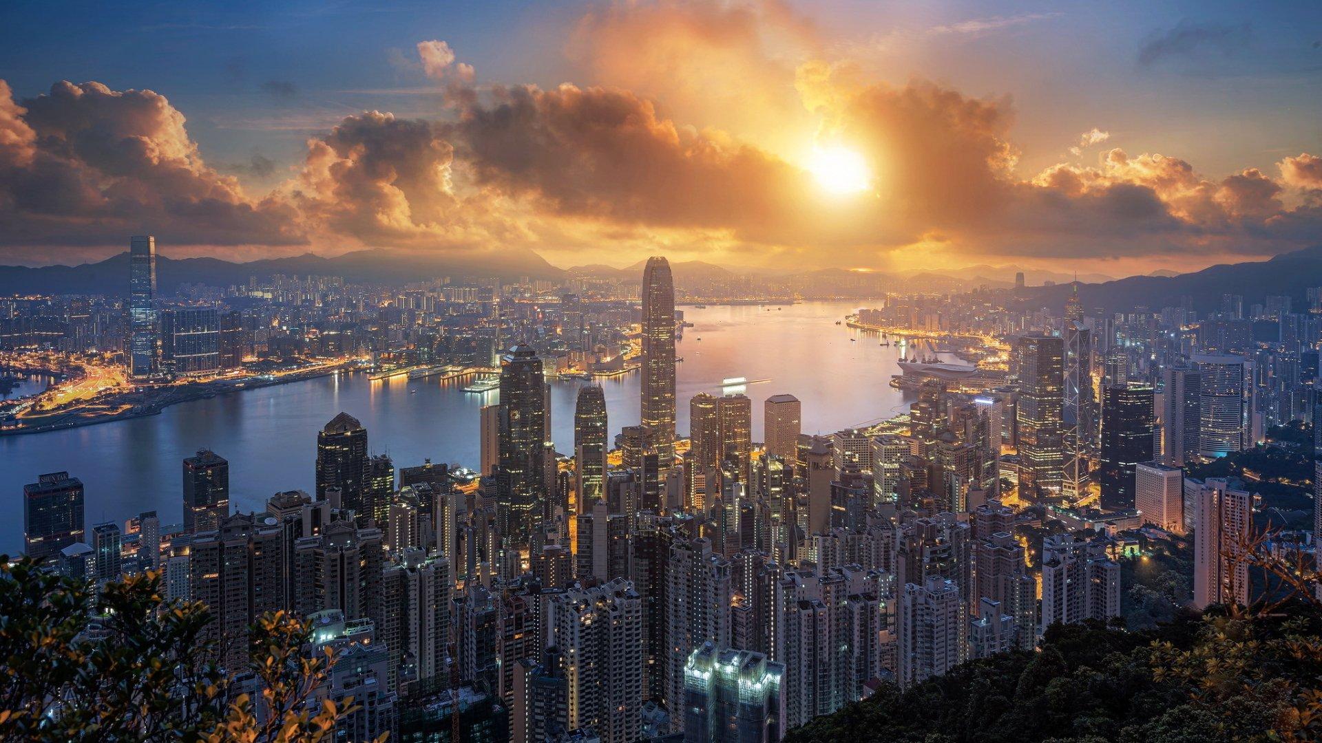 Hong Kong HD Wallpaper
