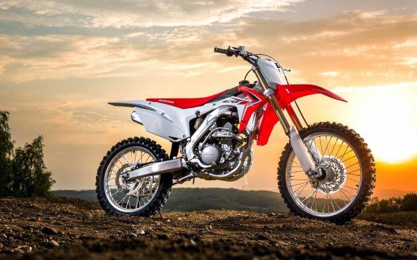 Fahrzeuge Honda CRF Honda Motocross Motorrad HD Wallpaper | Hintergrund