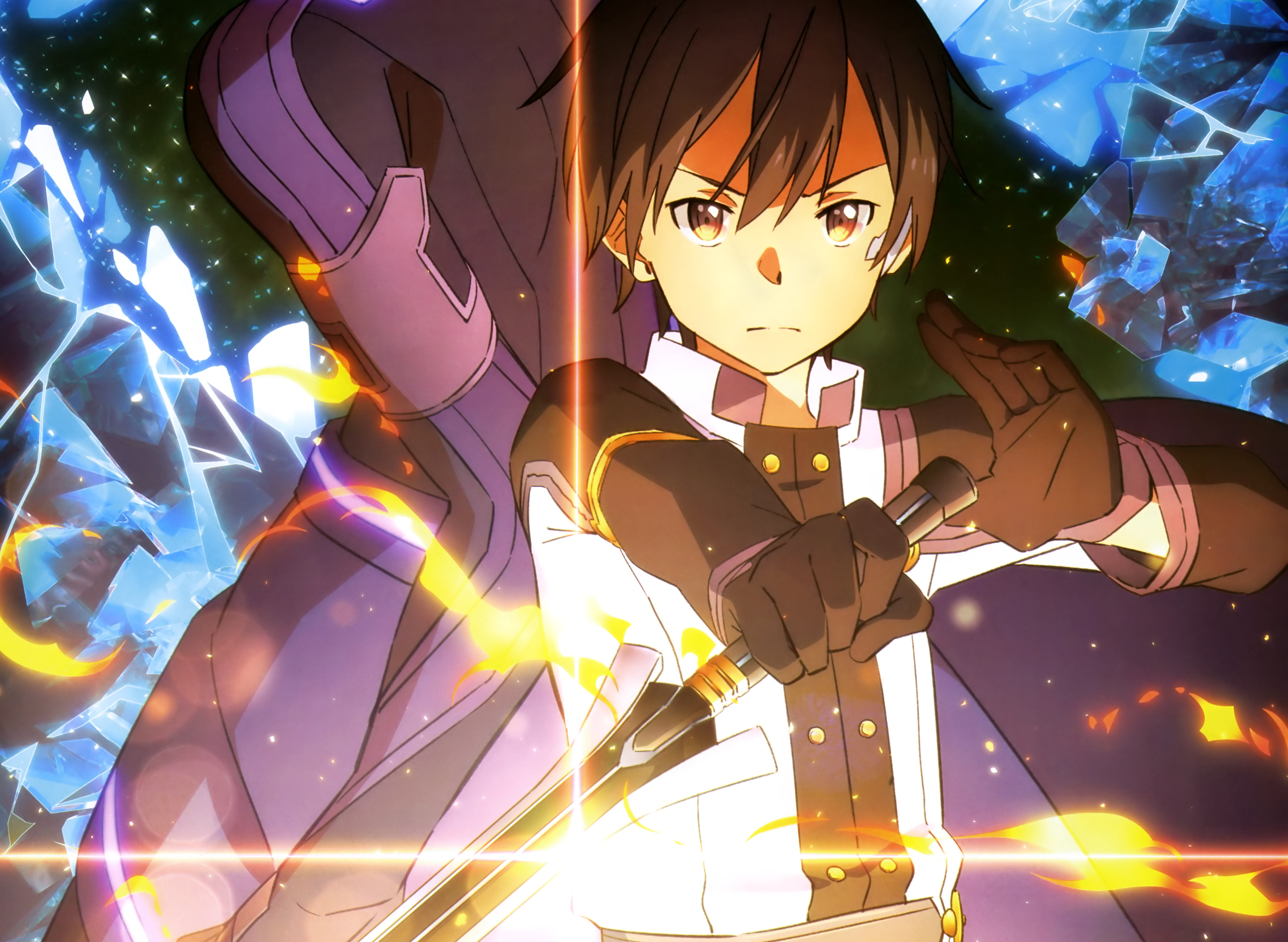 Sword Art Online Movie: Ordinal Scale 4k Ultra HD ... Sword Art Online Wallpaper 1920x1080 Kirito And Asuna