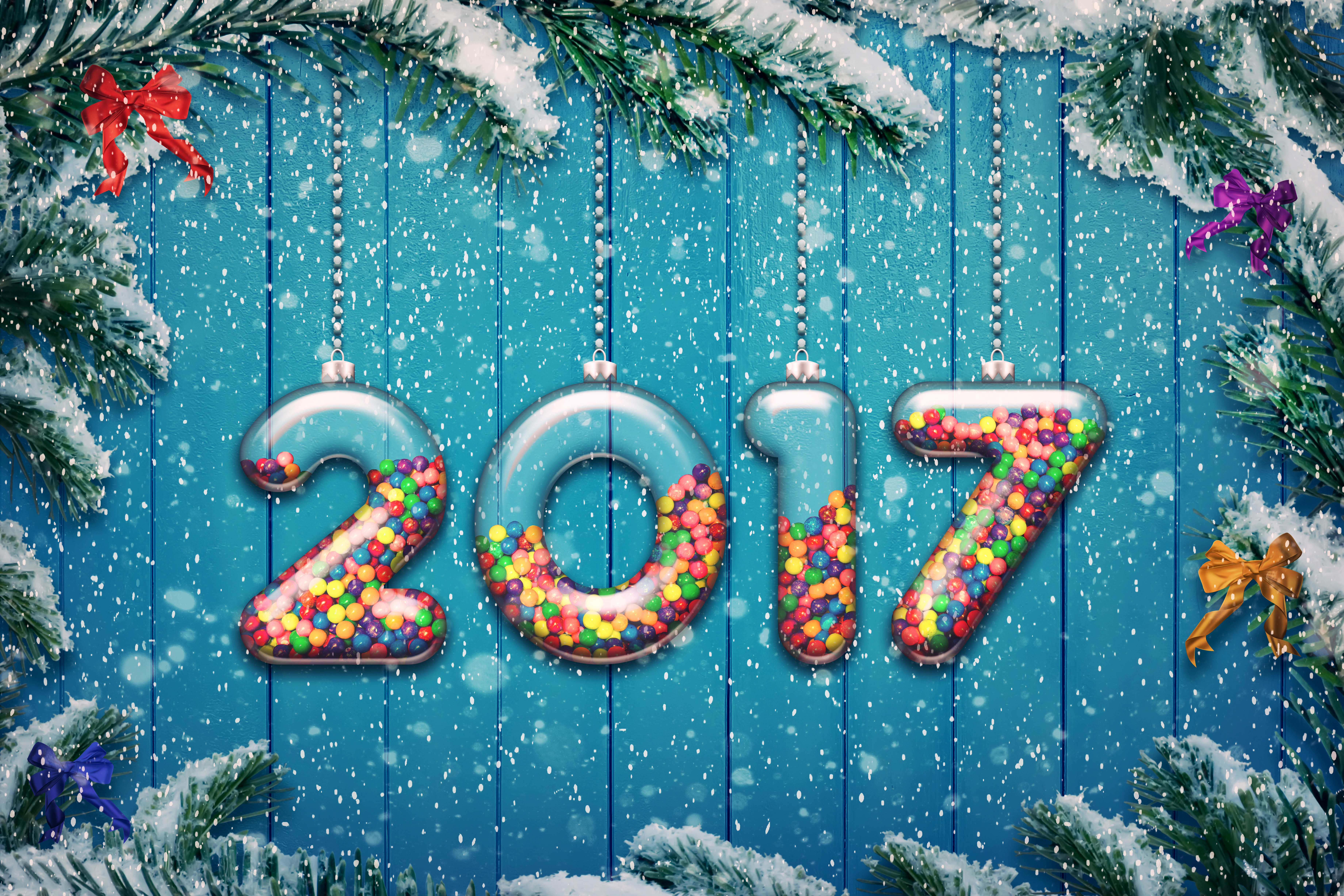 68 New Year 2017 Hd Wallpapers Background Images Wallpaper Abyss