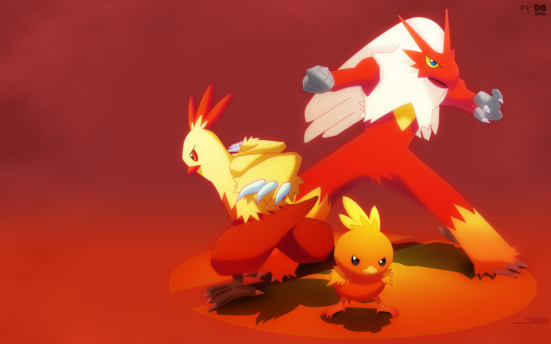 Image result for Blaziken wallpaper