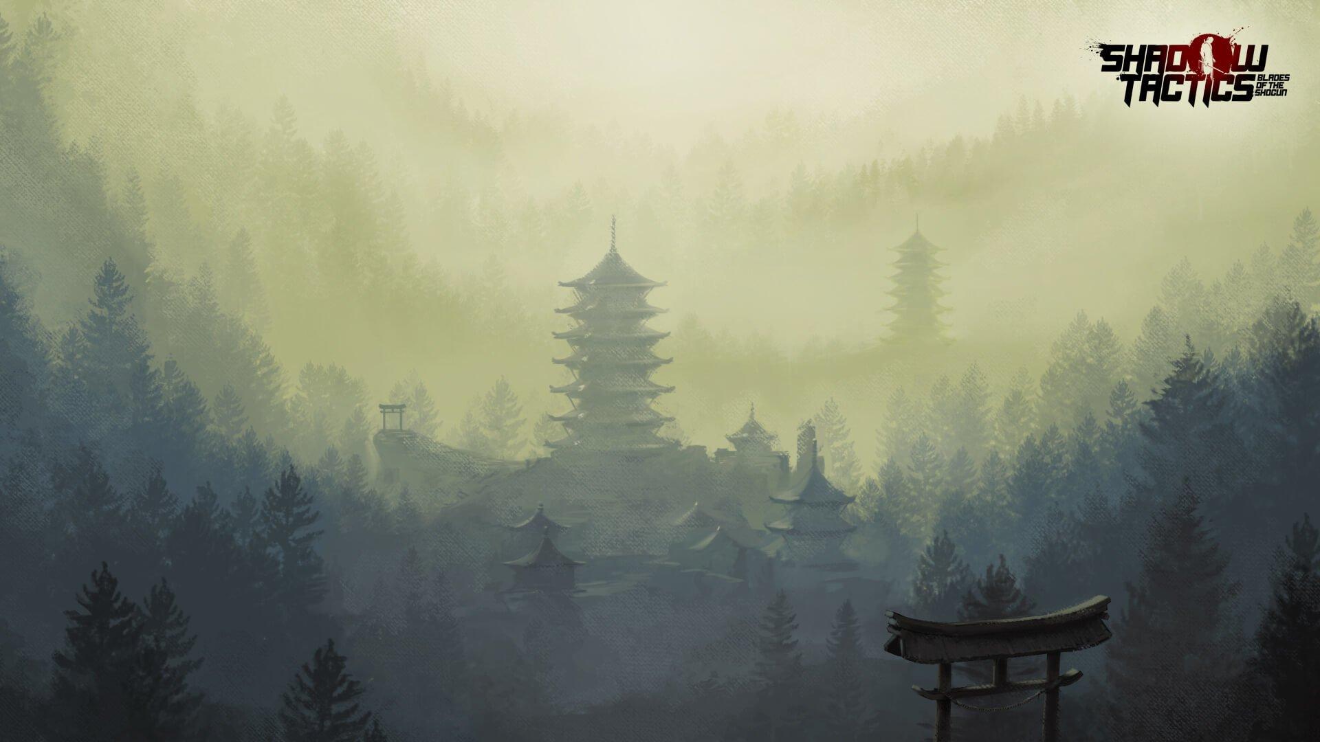 Video Game - Shadow Tactics: Blades of the Shogun  Wallpaper