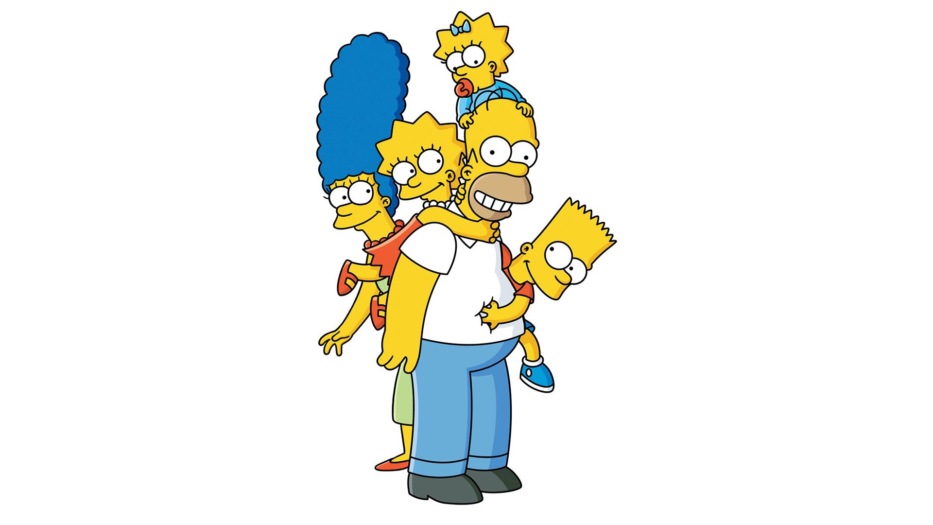 Les simpsons full hd fond d 39 cran and arri re plan for Simpsons wallpaper for bedroom