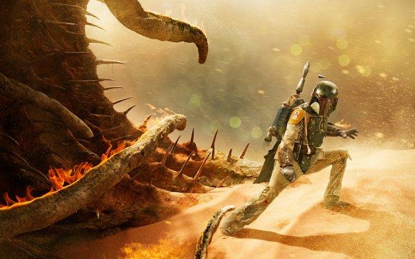 Movie Star Wars Episode VI: Return Of The Jedi  Star Wars Boba Fett HD Wallpaper | Background Image