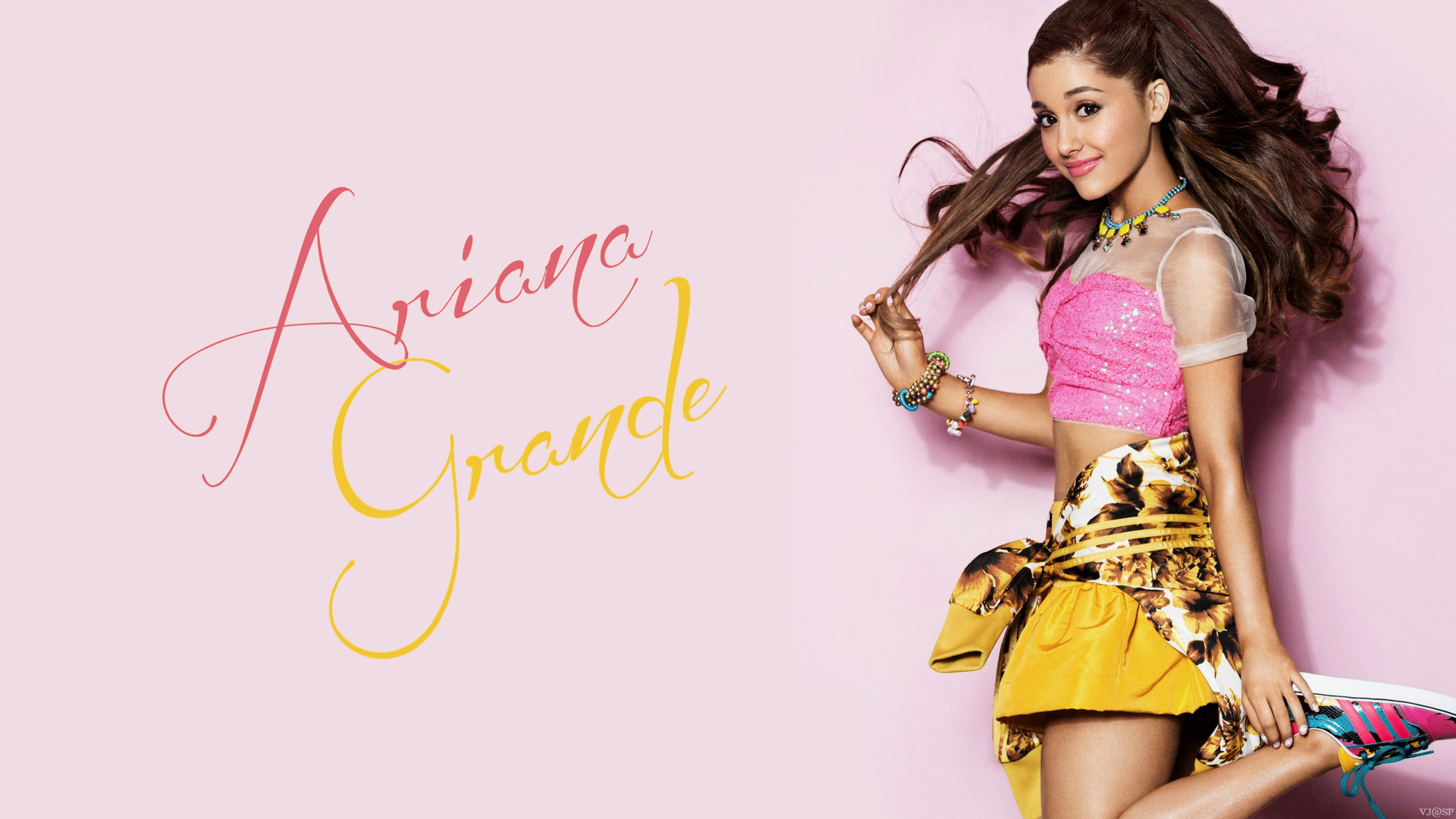 Ariana grande full hd wallpaper and background image 1920x1080 celebrity ariana grande wallpaper voltagebd Image collections
