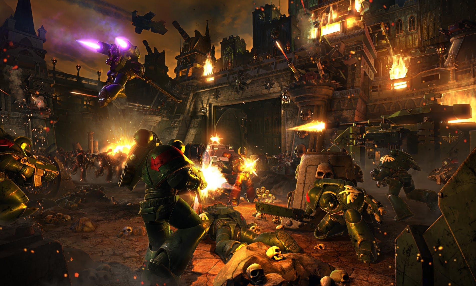 Warhammer 40,000: Eternal Crusade Wallpaper and Background Image | 1906x1145