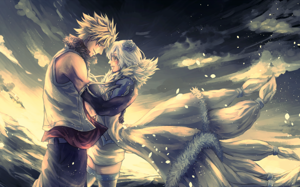 Anime Fairy Tail Yukino Aguria Sting Eucliffe Fond d'écran HD | Image