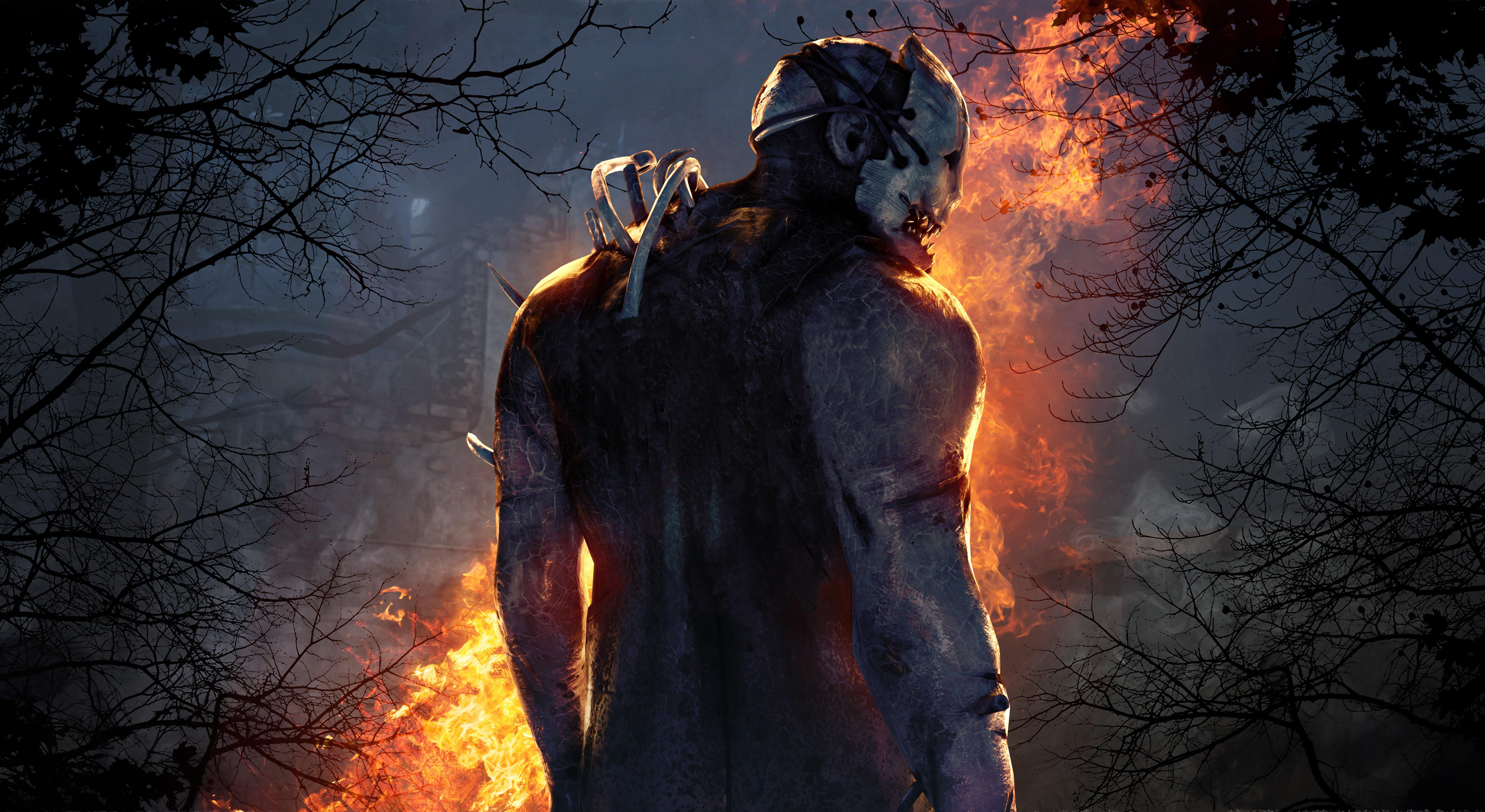 Dead By Daylight 5k Retina Ultra Fondo De Pantalla Hd