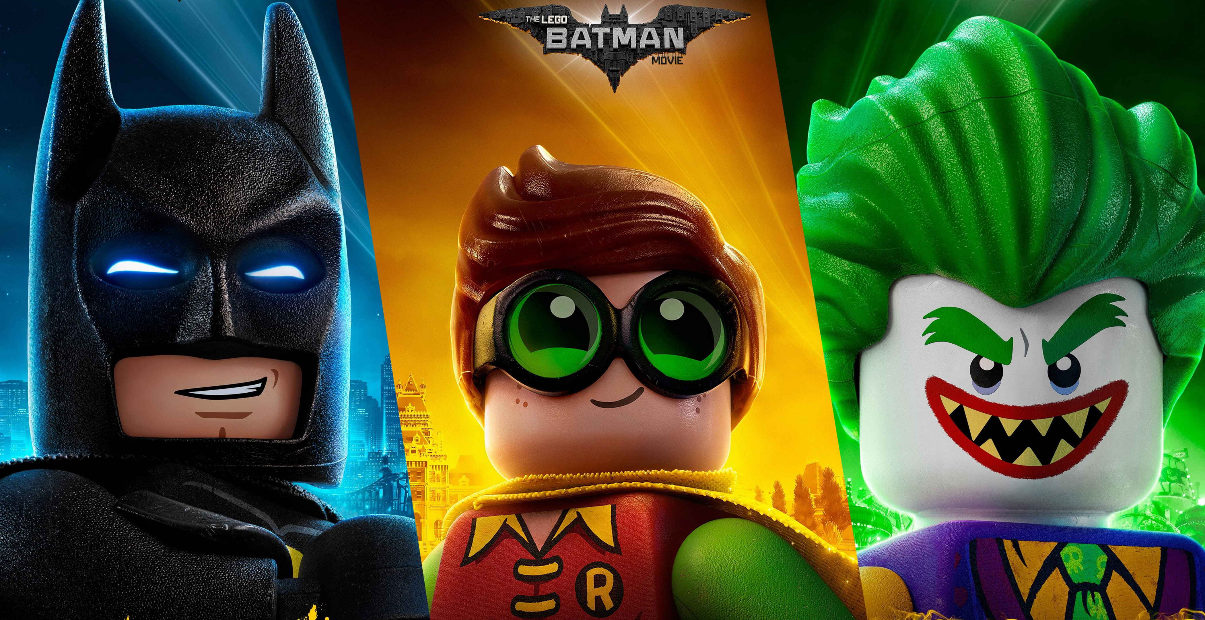 16 the lego batman movie hd wallpapers | background images