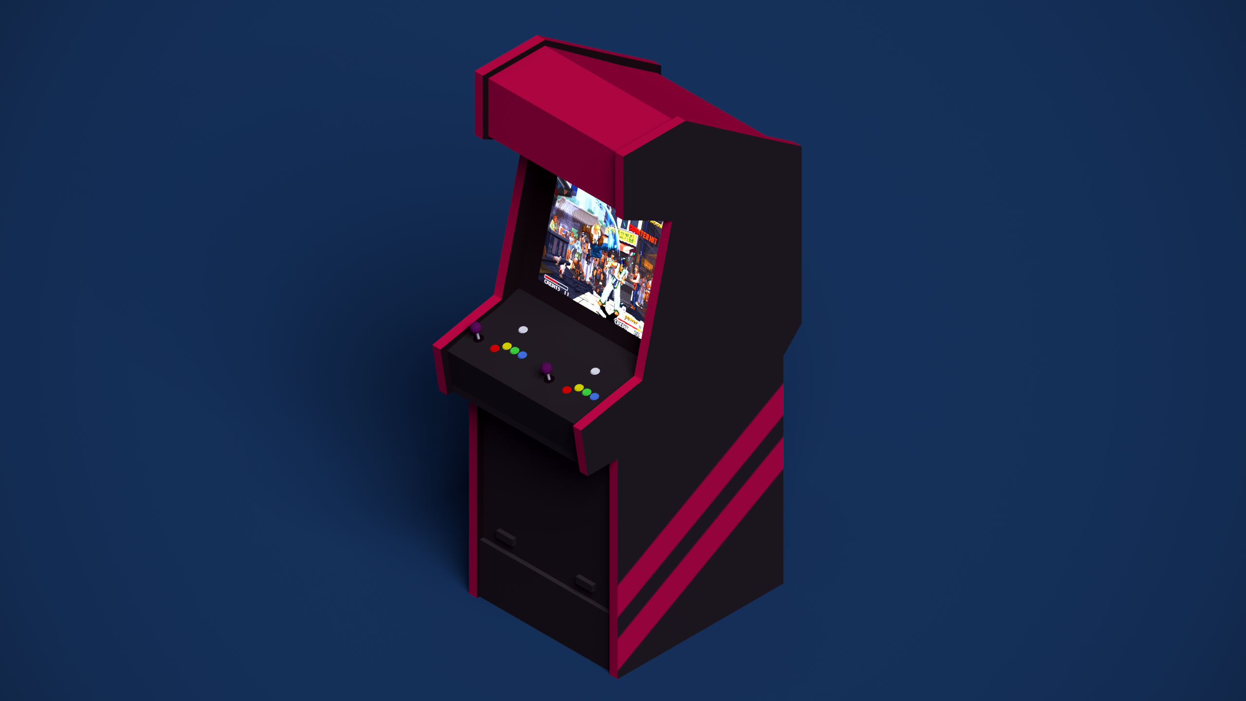 5 Arcade Hd Wallpapers Background Images Wallpaper Abyss