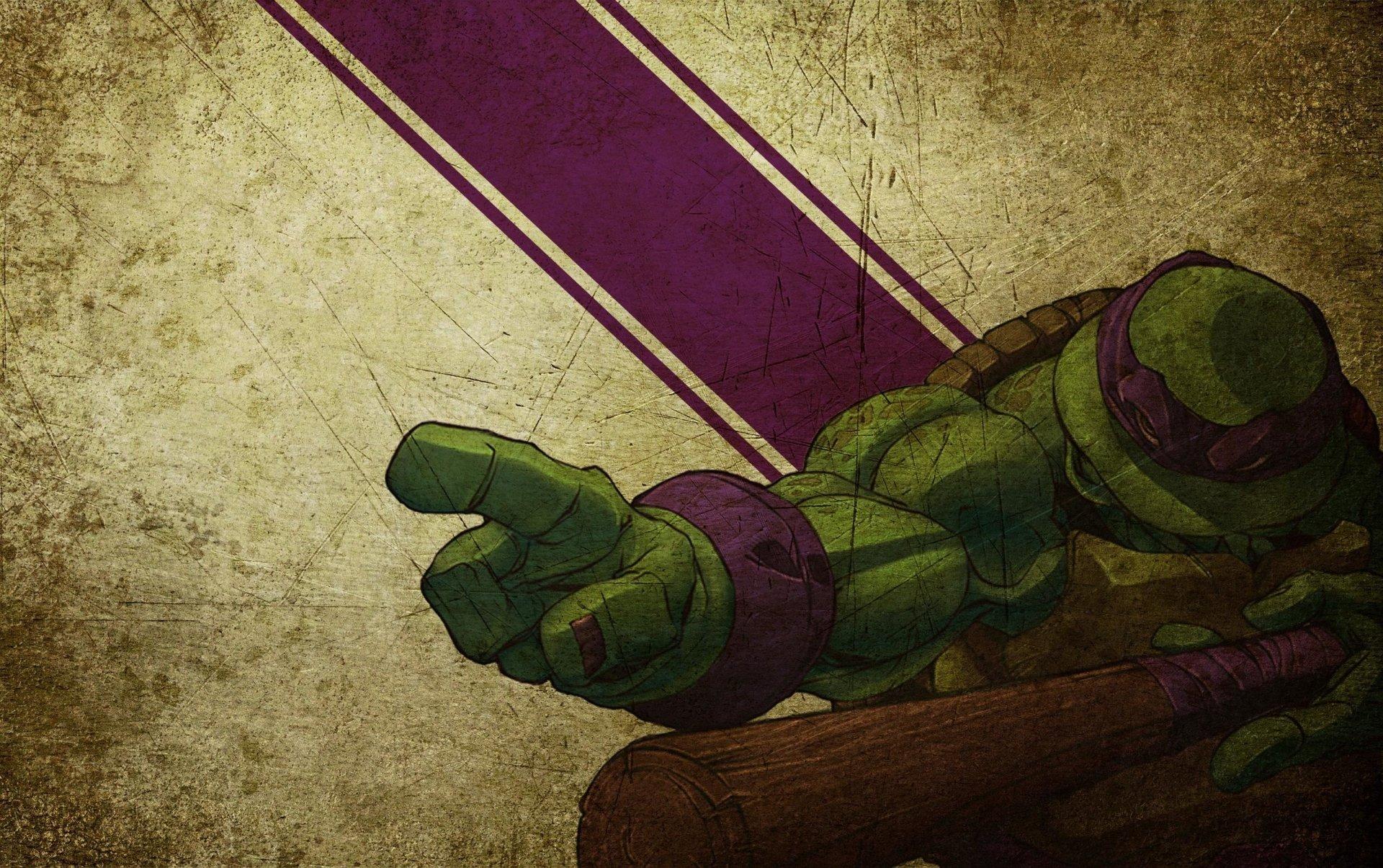 Comics - TMNT  Donatello (TMNT) Wallpaper