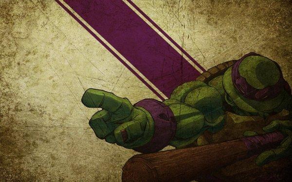 Comics TMNT Donatello HD Wallpaper   Background Image