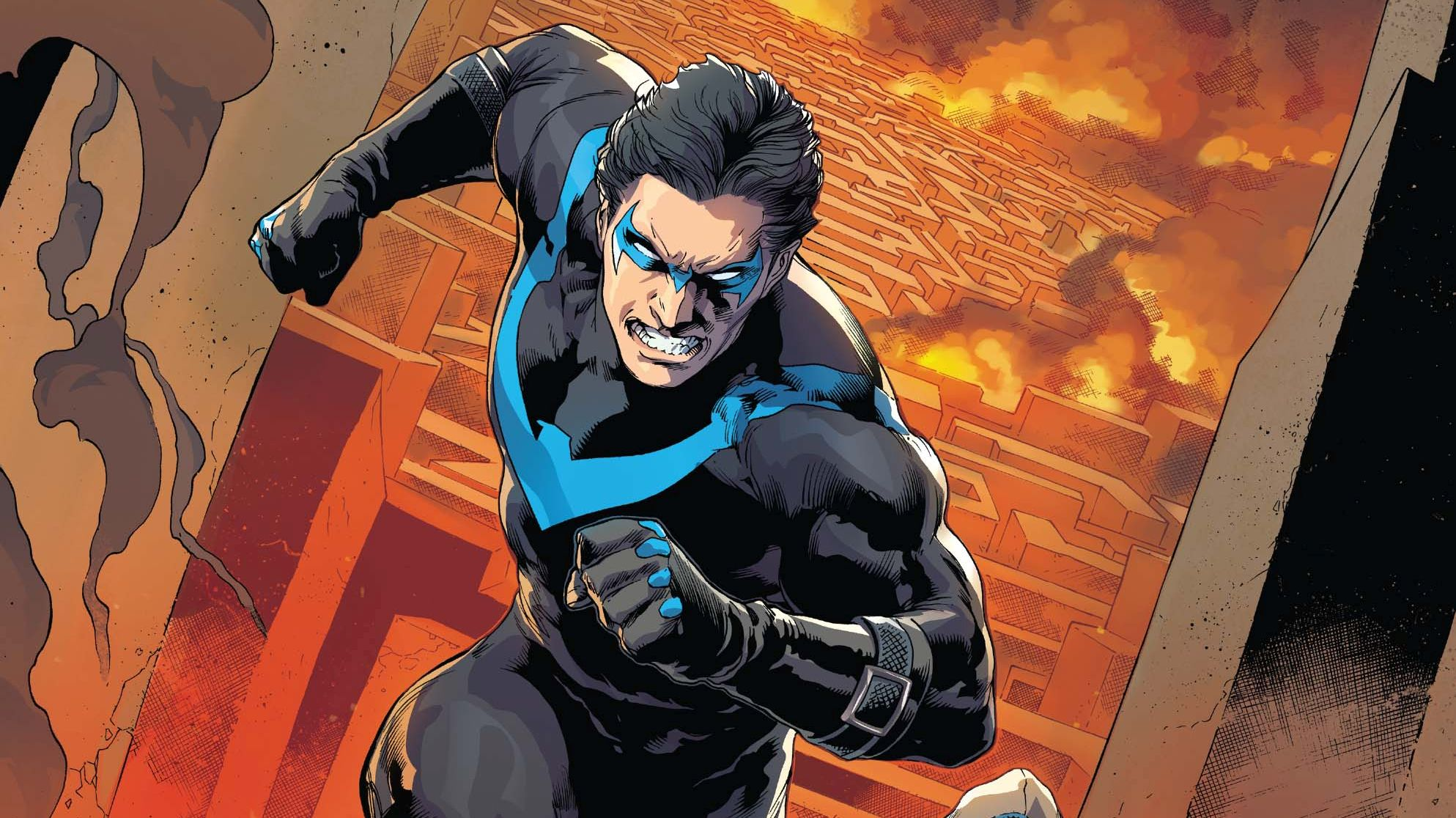 Nightwing Wallpaper and Background Image | 1440x1079 | ID