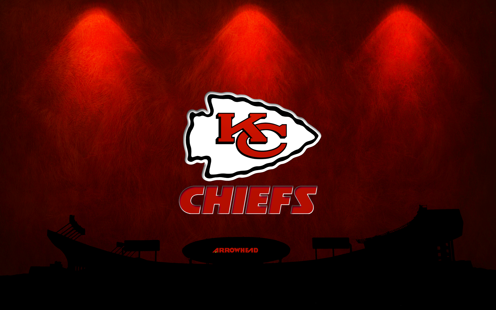 KC Chiefs Arrowhead 1 Wallpaper And Background Image