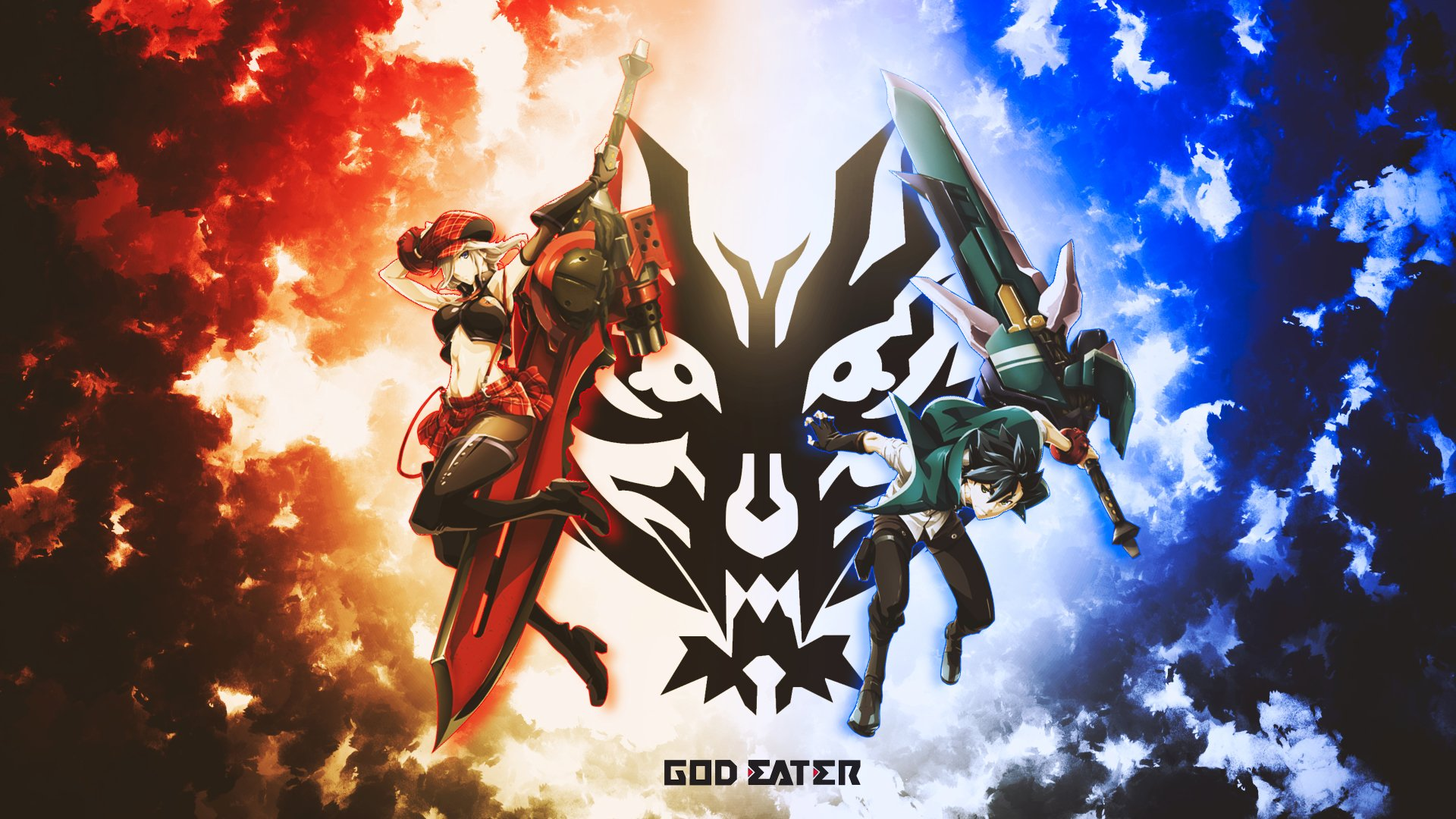 God eater 4k ultra hd fondo de pantalla and background for Fondo de pantalla 4k anime