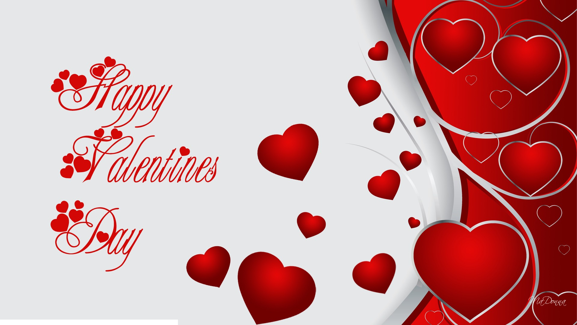 Happy Valentines Day Full HD Wallpaper And Background Image