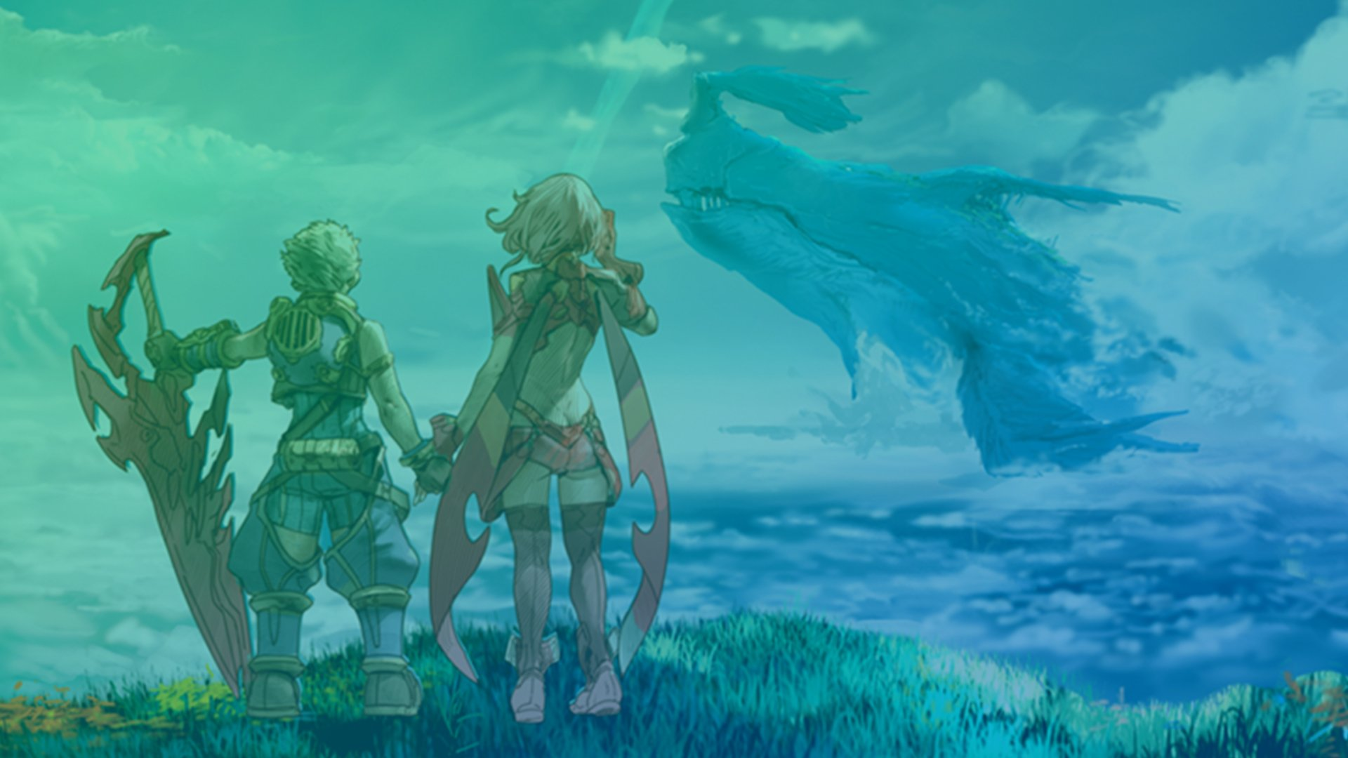 17 Xenoblade Chronicles 2 Hd Wallpapers Background Images