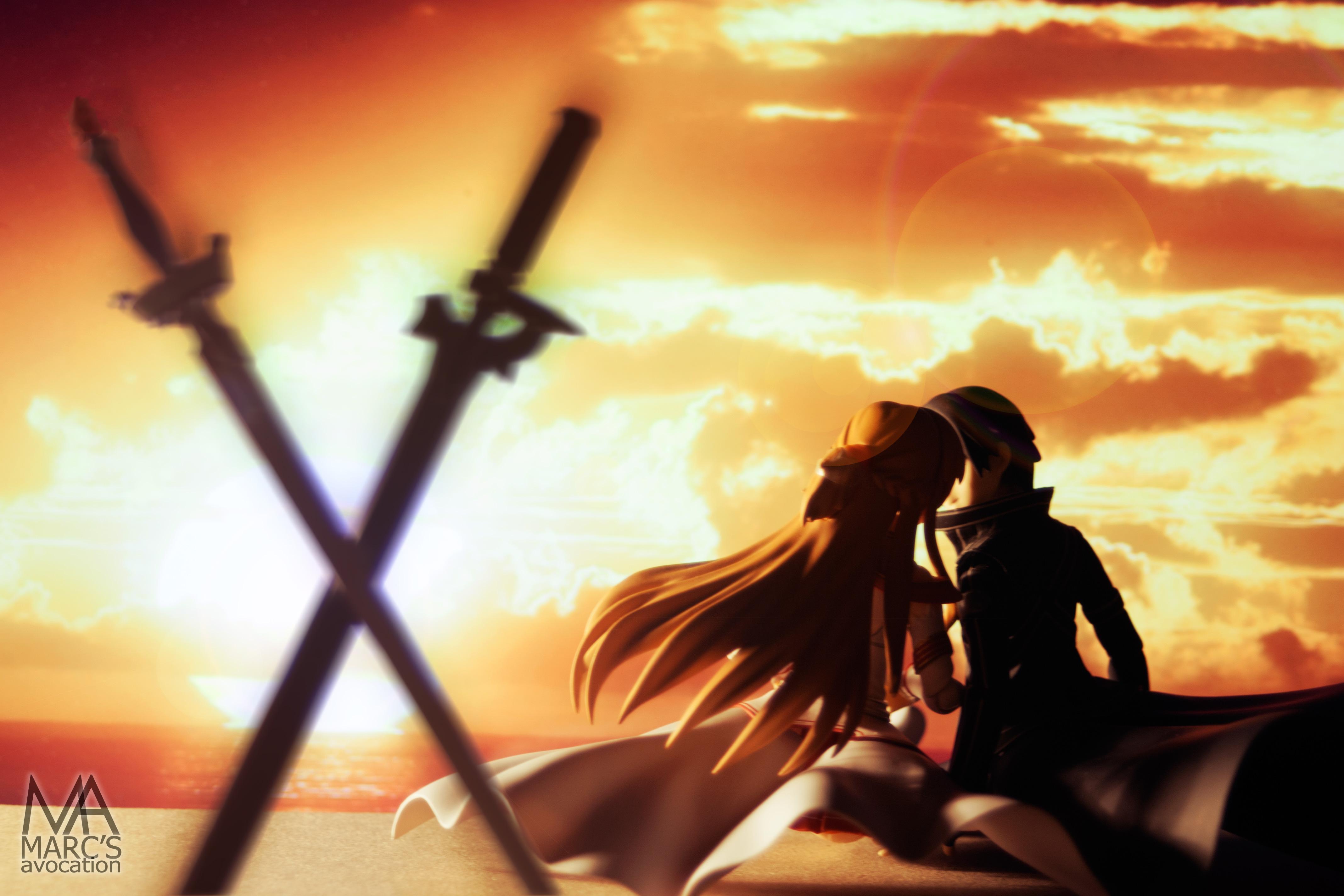 Sword Art Online 4k Ultra Hd Wallpaper Hintergrund 4272x2848