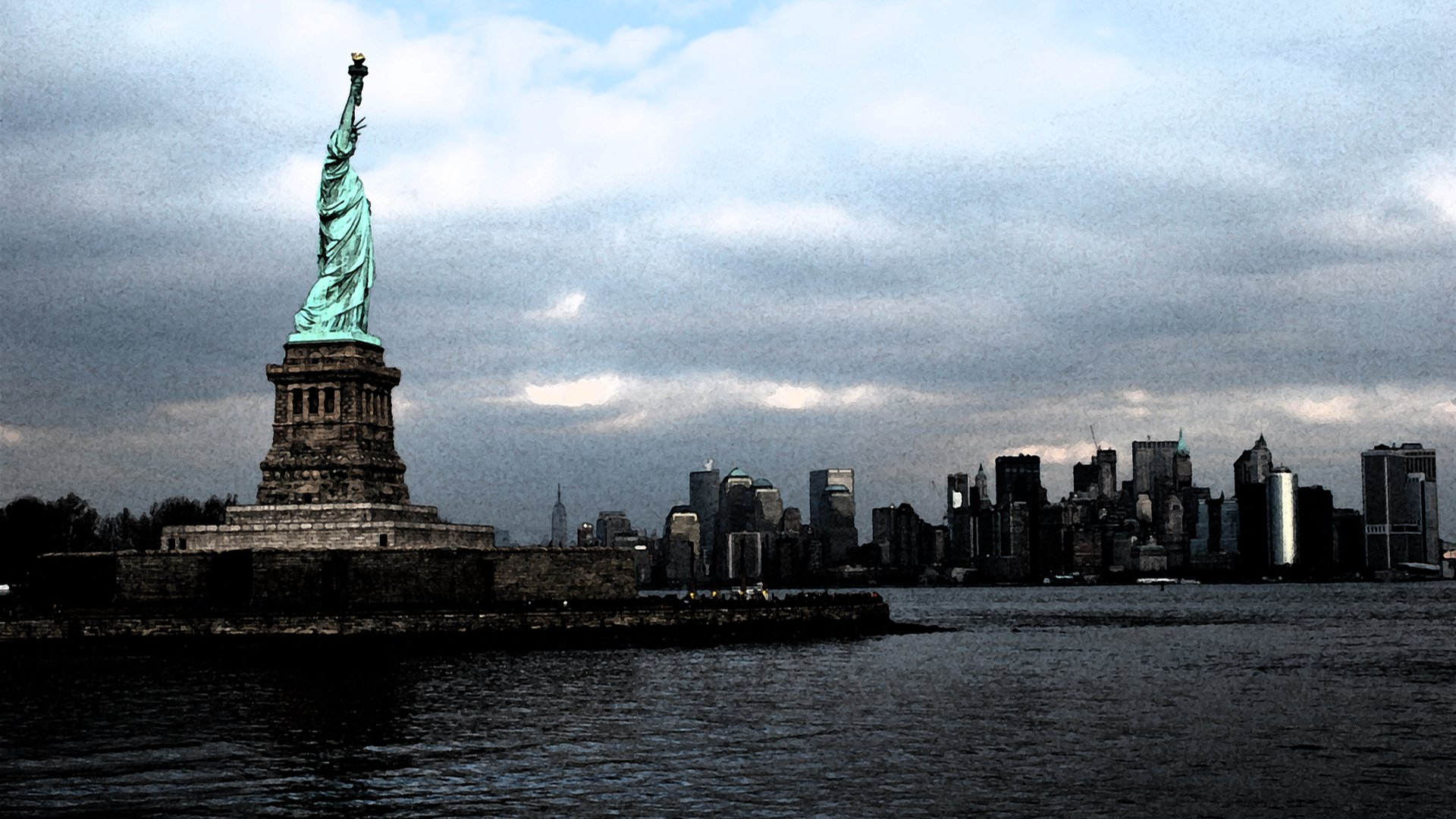 Statue Of Liberty Hd Wallpaper Background Image 1920x1080 Id