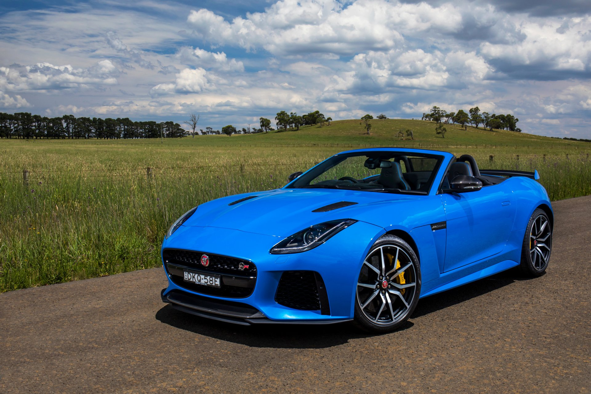 Jaguar F-Type 4k Ultra HD Wallpaper | Background Image ...