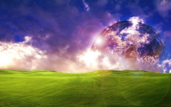 Fantascienza - Planet Rise Wallpapers and Backgrounds ID : 79230