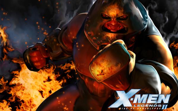 Video Game X-Men Legends II: Rise of Apocalypse X-Men HD Wallpaper | Background Image