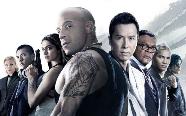 Movie xXx: Return of Xander Cage Vin Diesel Donnie Yen Ruby Rose Samuel L. Jackson Tony Jaa Deepika Padukone Toni Collette Kris Wu HD Wallpaper | Background Image