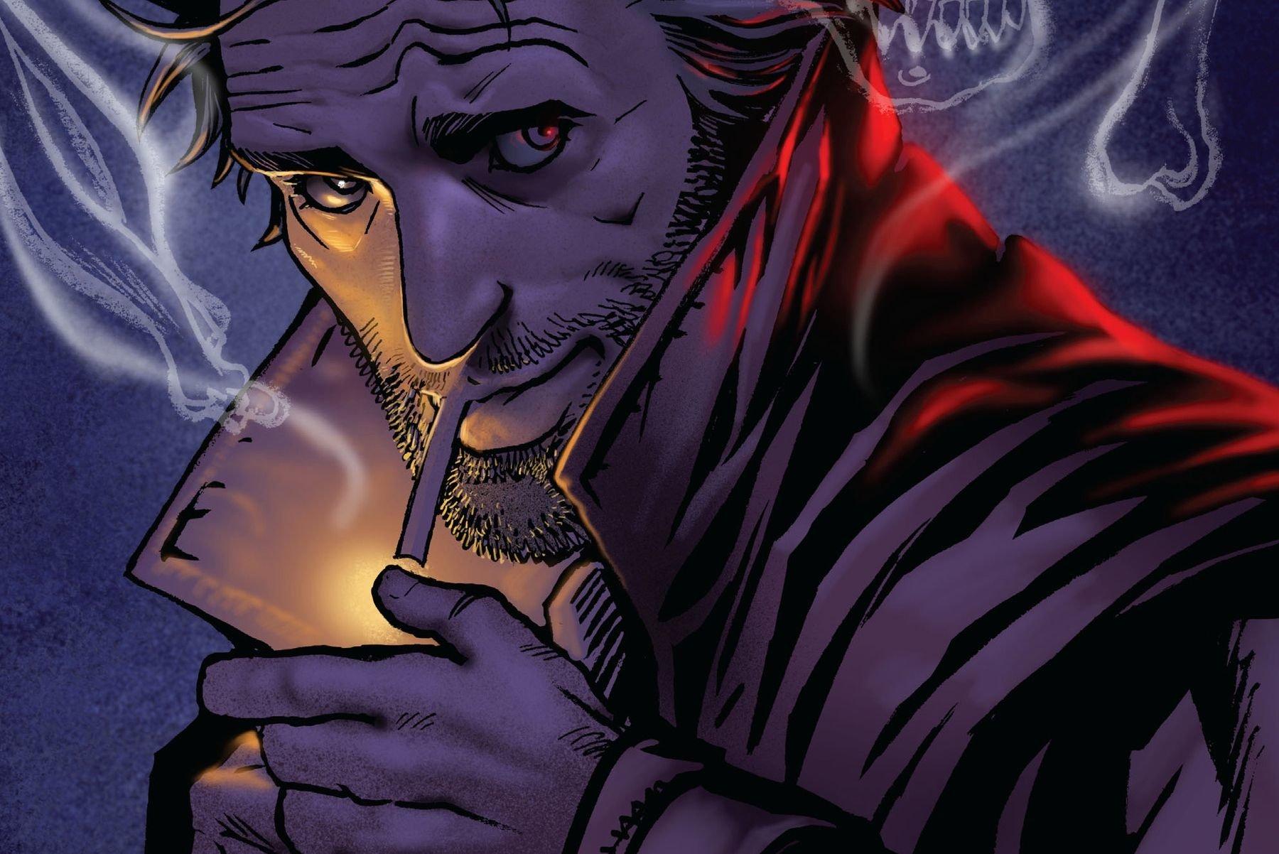 Comics - Hellblazer  John Constantine Wallpaper