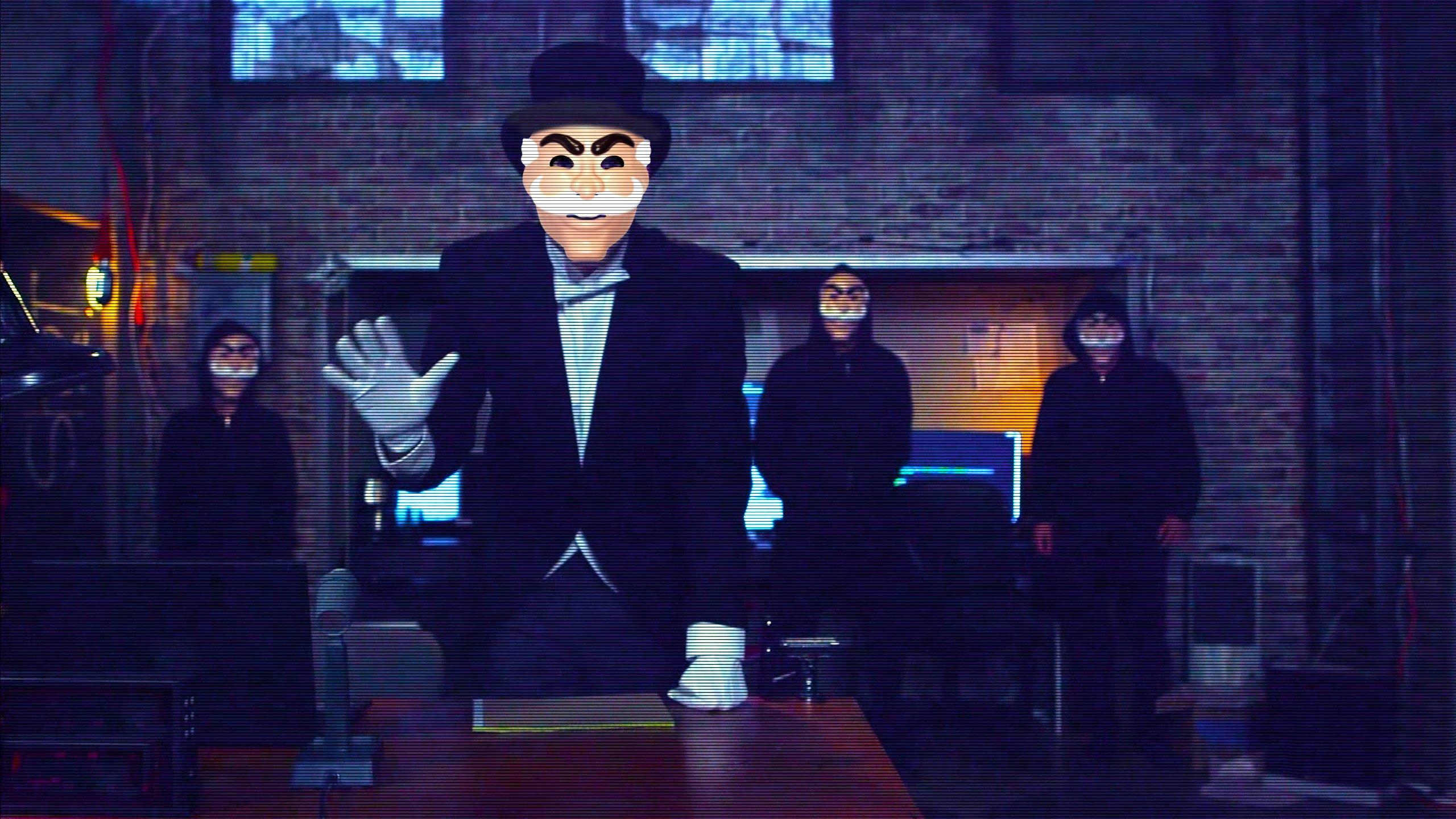 Mr Robot Fondo De Pantalla Hd Fondo De Escritorio