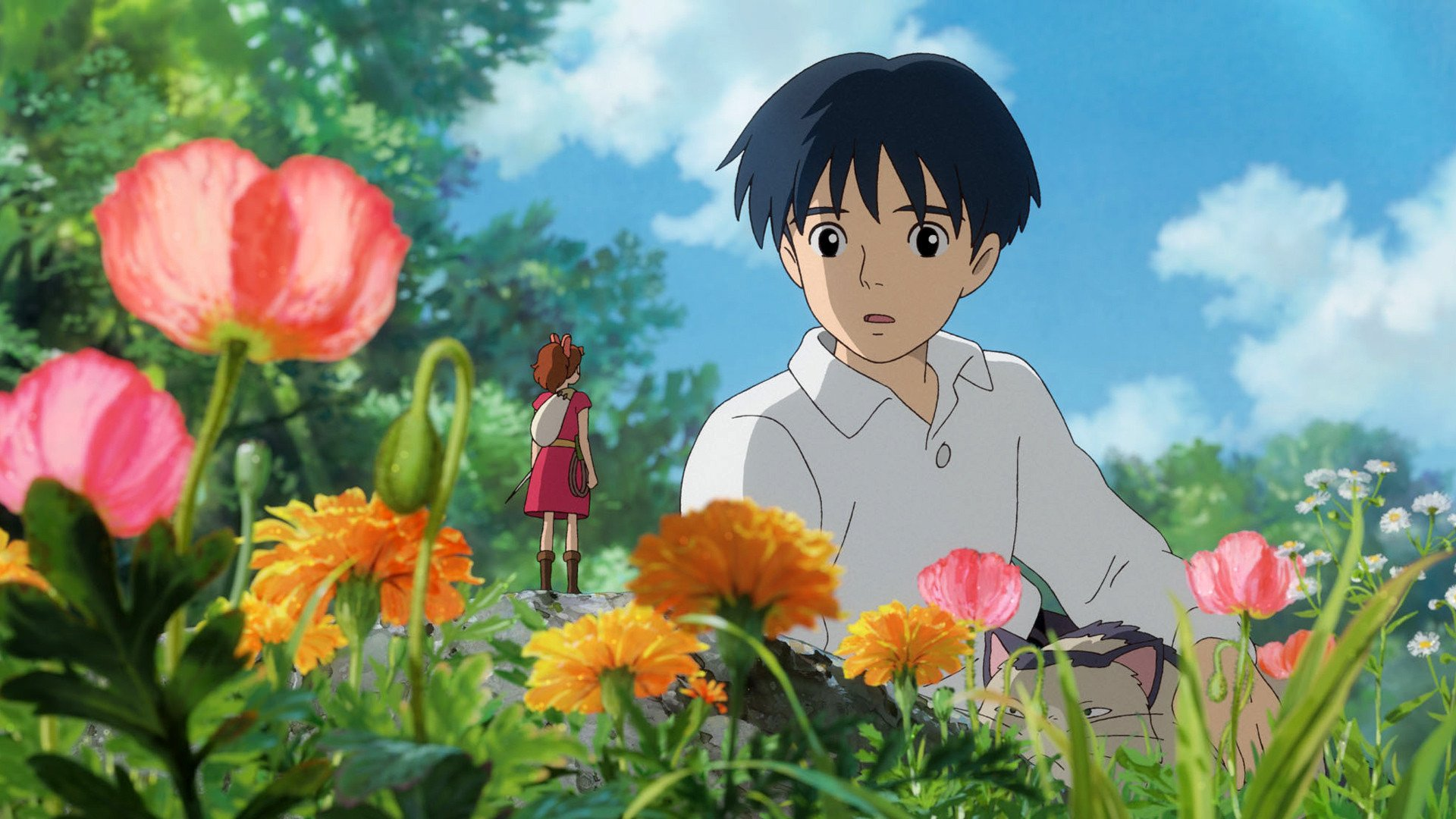 GHIBLI TO SEE DURING CONFINEMENT