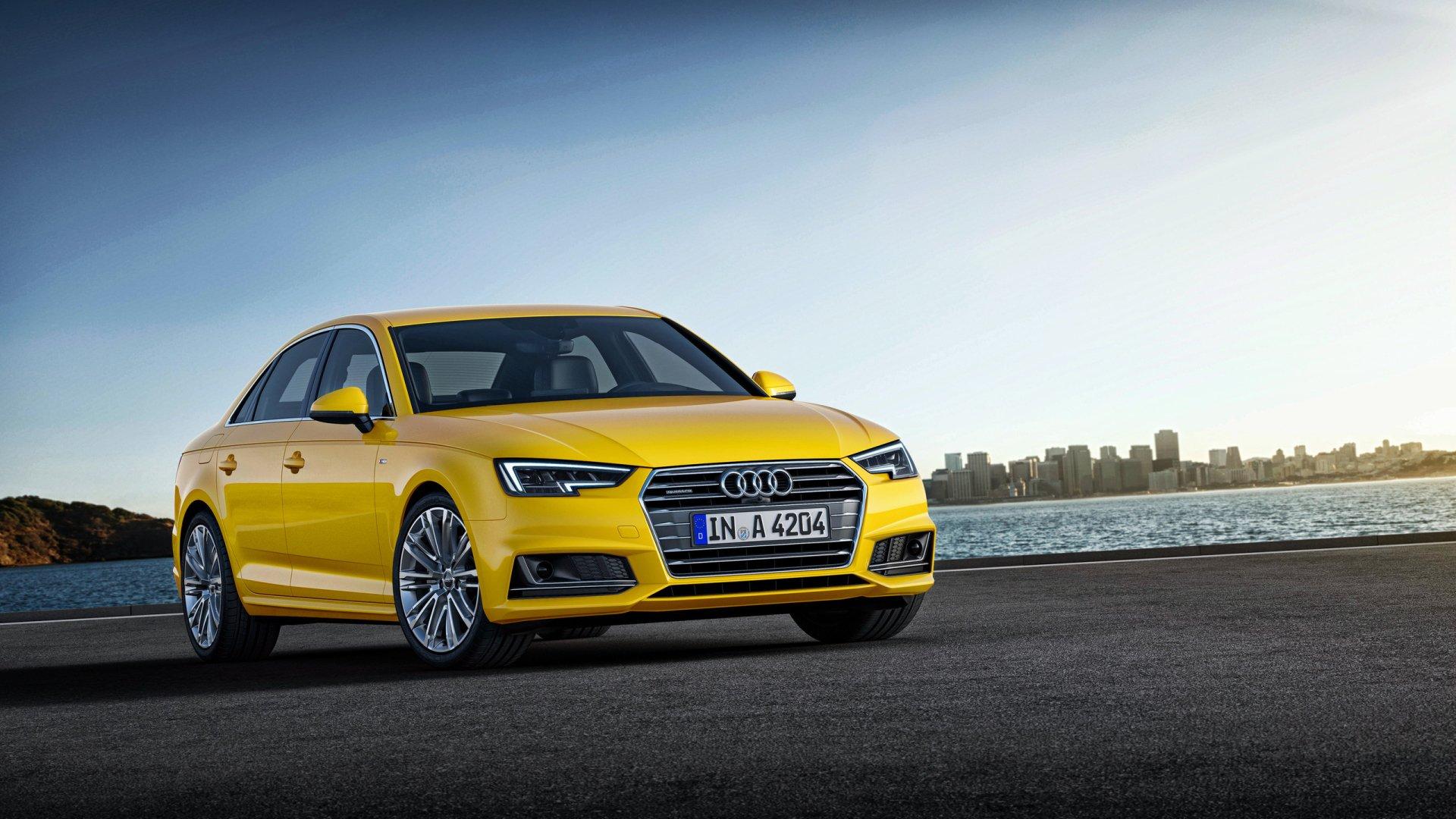 座驾 - Audi A4  壁纸